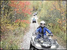 ATV trails for all skill levels available